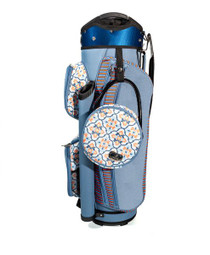 Sassy Caddy: Ladies Cart Bag - Morocco