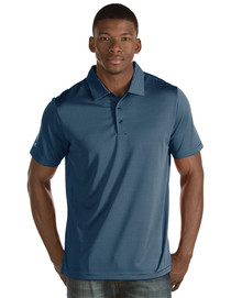 Antigua: Men's Essentials Short Sleeve Polo - Quest Tall 104259