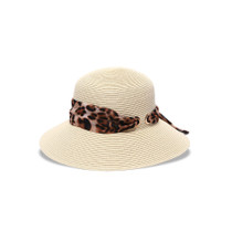 Physician Endorsed: Women's Pandara Sun Hat - Tan/Leopard