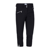 Daily Sports: Women's Miracle High Water Pants - Black (Size 2) - SALE