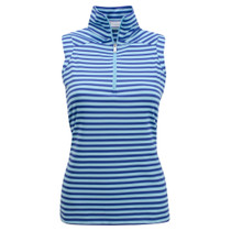 Nancy Lopez Golf: Women's Sleeveless Polo - Flight