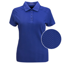 Nancy Lopez Golf: Women's Short Sleeve Plus Polo - Grace