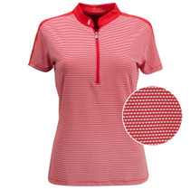 Nancy Lopez Golf: Women's Short Sleeve Plus Polo - Flex