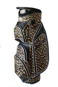 Taboo Fashions: Ladies Monaco Premium Lightweight Cart Bag - Safari