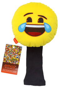 Emoji Golf Headcover - Laughing