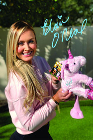 Creative Covers: Special Edition Blair O'Neal Unicorn Headcover