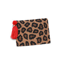Physician Endorsed: Womens Bag/Clutch - Animal Attraction Leopard
