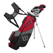 Wilson: Complete Golf Club Set Carry Bag - Profile SGI