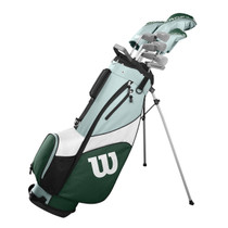 Wilson: Women's Complete Golf Club Set Carry Bag - Profile SGI