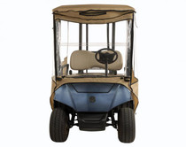 Club Pro: Yamaha Golf Cart Enclosure - 3×4 Drive/Drive2