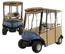 Club Pro: Yamaha Golf Cart Enclosure - 3×4 Drive/Drive2 *Expected to Ship Late November*