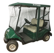 Club Pro: Yamaha Golf Cart Enclosure - Ranger Protector