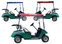 Club Pro: Golf Cart Accessory - Ranger Cap