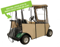 Club Pro: Universal Golf Cart Enclosure - The Hoodie