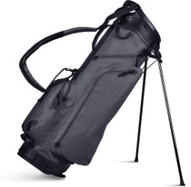 Sun Mountain: Men's Canvas/Leather Stand Bag