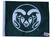 SSP Flags: University 11x15 inch Flag Variety - Colorado State Rams
