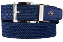 Nexbelt: Men's Braided Belt - Navy 2.0
