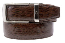 Nexbelt: Men's Camden Series Golf Belt - Brown V3