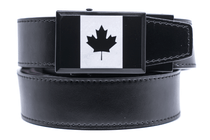 Nexbelt: Specialty - Canada Heritage Black Series Dress Belt