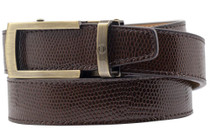 Nexbelt: Women's Legardo Belt - Sleek Brown