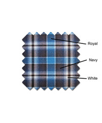 Golf Knickers: Men's 'Par 5' Plaid Golf Knickers & Cap - Eaglesham