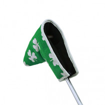 Smathers & Branson: Putter Headcover - Shamrock Needlepoint