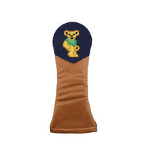Smathers & Branson: Hybrid Headcover - Dancing Bear Needlepoint