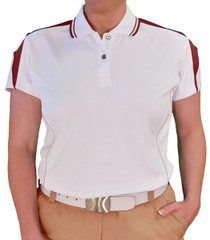 Golf Knickers: Ladies Wedge Golf Shirt