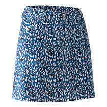 Daily Sports: Women's Bella Skort (Longer Style) - Ultra Blue (Size 2) SALE
