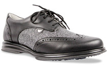 Sandbaggers: Women's Golf Shoes - Charlie Starry Night