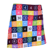 Scorecard Ladies Active SKORT by ReadyGOLF