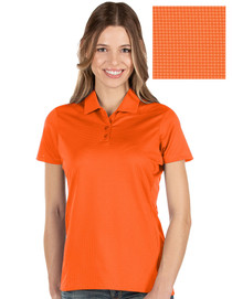 Antigua: Women's Essentials Short Sleeve Polo - Balance 104273