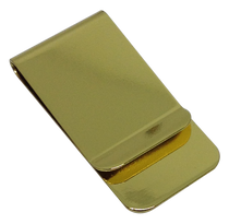 Bad Mother Fucker Money Clip by ReadyGOLF - Gold