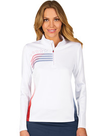 Antigua: Women's Performance Pullover - Liberty 104391