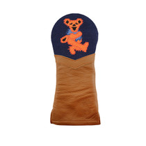 Smathers & Branson: Fairway Wood Headcover - Dancing Bear Needlepoint