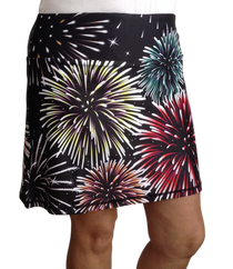 Fireworks Ladies Active SKORT by ReadyGOLF