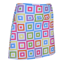 Hip To Be Square Ladies Active SKORT by ReadyGOLF