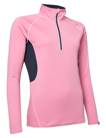 Abacus Sports Wear: Women's High-Performance Golf Ale Longsleeve Polo