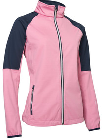 Abacus Sports Wear: Women's High-Performance Golf Softshell Jacket - Arden