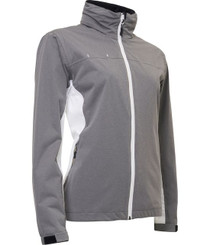 Abacus Sports Wear: Women's High-Performance Golf Rainjacket - Swinley
