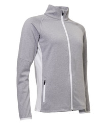 Abacus Sports Wear: Women's High-Performance Golf Fullzip with Pockets - Ashby