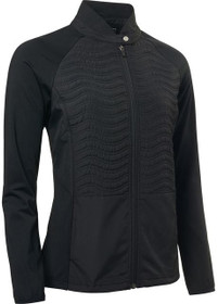 Abacus Sports Wear: Women's High-Performance Golf Hybrid Jacket - Troon