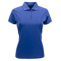 Nancy Lopez Golf: Women's Short Sleeve Plus Polo - Luster (Twilight) X-Large - SALE