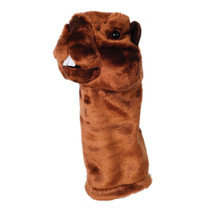 Noah's Animal Kingdom: Golf Club Headcovers - Beaver