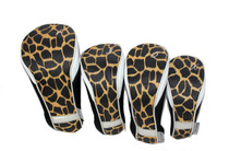 Taboo Fashions: Ladies 4-Pack Club Cover Set - Safari1