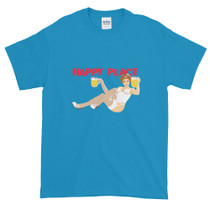 Happy Place Mens Short Sleeve T-Shirt by ReadyGOLF