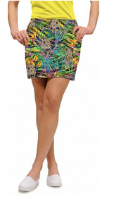 Loudmouth Golf: Women's StretchTech Skort - Safari