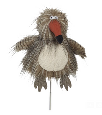 "Creative Covers: ""Buster"" Birdie Headcover"