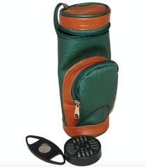 Neptune Cigar: Golf Bag Cigar Humidor