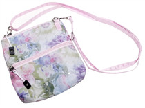 Glove It: 2 Zip Carry All Bag - Watercolor